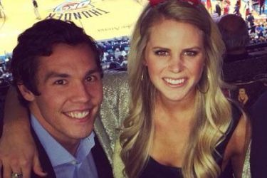 Sam Bradford's girlfriend Emma Lavy - Twitter