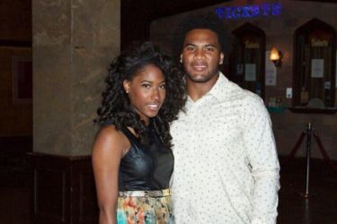 TJ Ward's girlfriend Remy Levy- Twitter