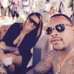 Ted Ginn Jr's wife Krystle McCoy- Instagram