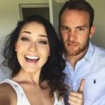 Yannick Weber's girlfriend Kayla Price-Instagram