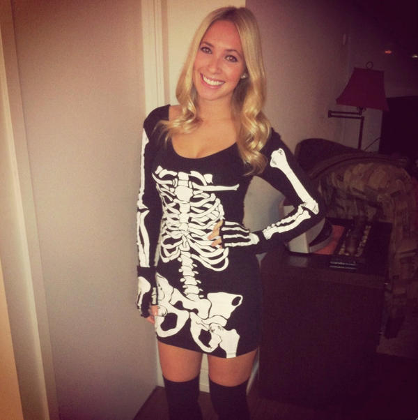 Zack Kassian's girlfriend Cassandra Gidillini