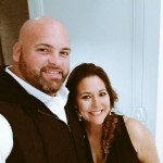 Andrew Whitworth's wife Melissa Whitworth- Twitter