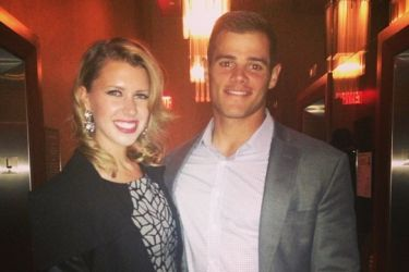 Anthony Recker's wife Kelly Recker -Instagram