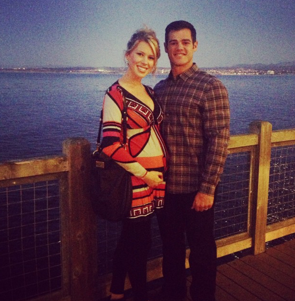 Anthony Recker's wife Kelly Recker