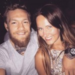 Connor McGregor's girlfriend Dee Devlin - Twitter