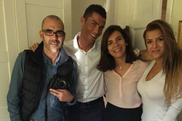 Cristiano Ronaldo's girlfriend Marisa Mendes - Instagram