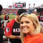Darren O'Day's wife Elizabeth Prann-Twitter