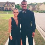 DeShaun Watson's girlfriend Dallas Robson - Instagram