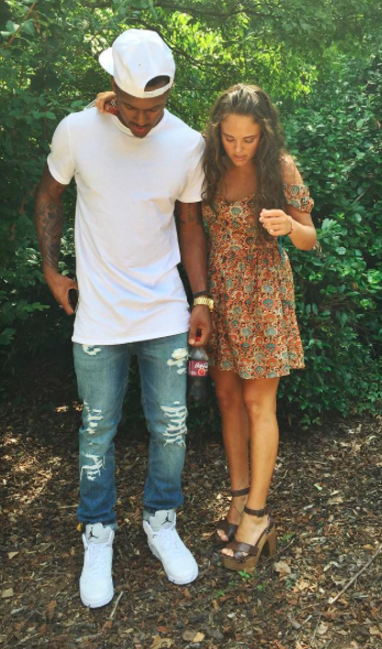 Is DeShaun Watson's girlfriend Dallas Robson?