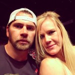 Holly Holm's husband Jeff Kirkpatrick -Instagram