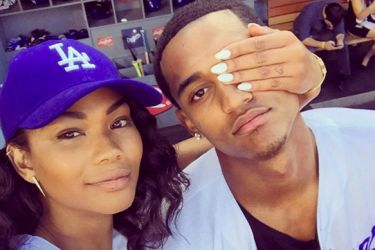 Jordan Clarkson's girlfriend Chanel Iman -Instagram