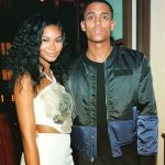 Jordan Clarkson's girlfriend Chanel Iman- Instagram