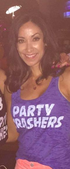 Larry Fitzgerald's ex-girlfriend Angela Nazario