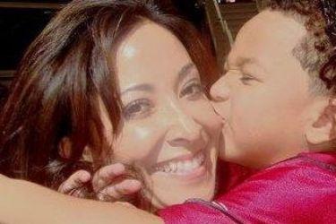 Larry Fitzgerald's girlfriend Angela Nazario- Facebook