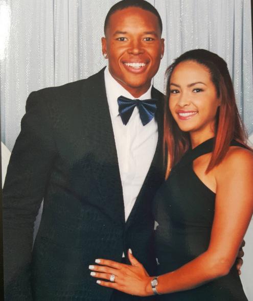 Marvin Jones' wife Jazmyn Jones