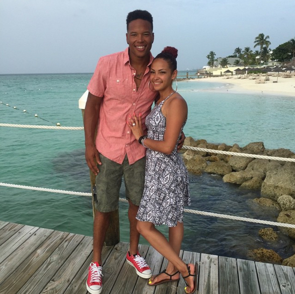 Marvin Jones' wife Jazmyn Jones