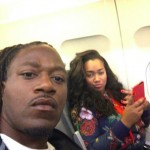 Pacman Jones wife Tishana Jones- Instagram