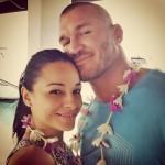 Randy Orton's wife Kim Marie Orton- Instagram