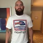 Ronda Rousey's boyfriend Travis Browne