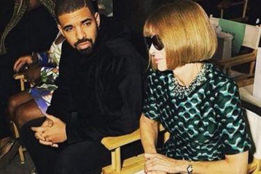Serena Williams boyfriend Drake - Instagram