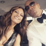 The Rock's girlfriend Lauren Hashian -Instagram