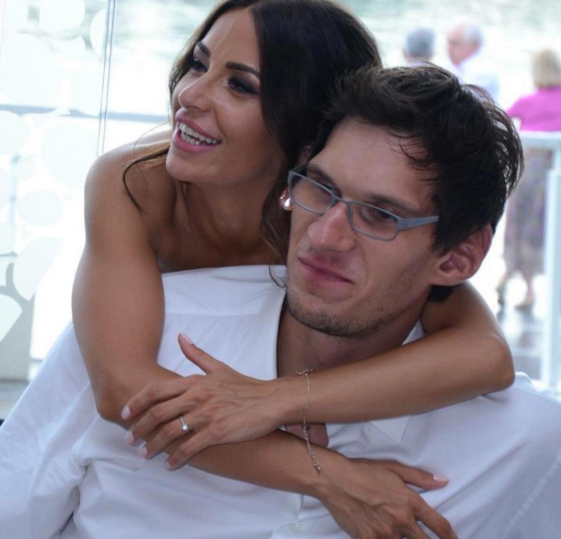 Boban Marjanovic's wife Milica Marjanovic