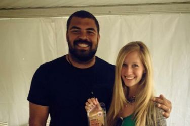 Cameron Heyward's Wife Allie Heyward - Twitter