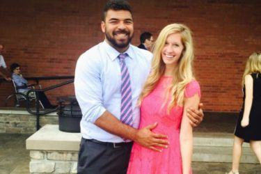 Cameron Heyward's Wife Allie Heyward- Twitter