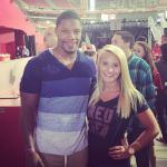 David Johnson girlfriend