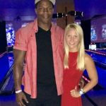 David Johnson girlfriend Meghan Brock