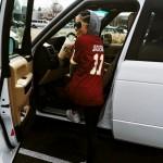 DeSean Jacksons girlfriend Kayla Phillips