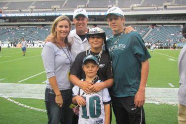 Doug Pederson's Wife Jeannie Pederson - Heavy.com