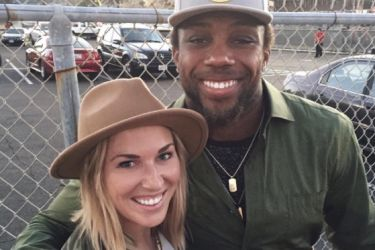 Eric Berry's girlfriend Justine Brown