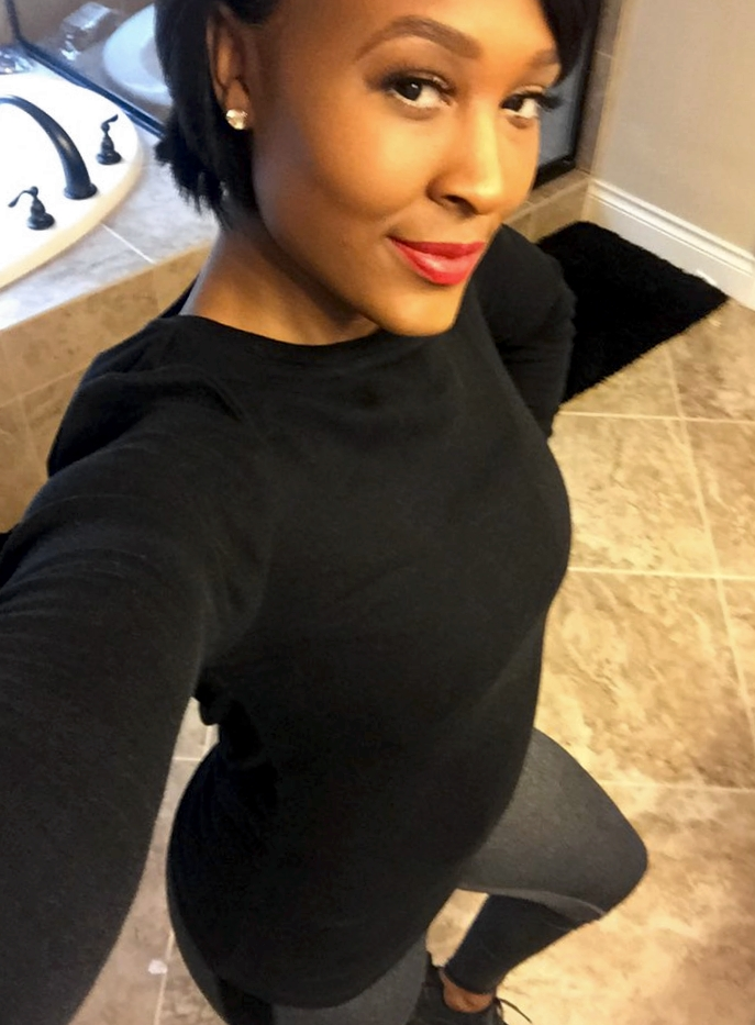 Jadeveon Clowney's girlfriend Najah Re Martin