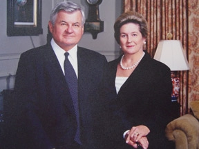 Jerry Richardson's wife Rosalind Richardson