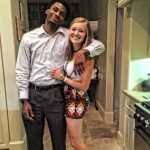 Justise Winslow's girlfriend Abby Avery-Instagram