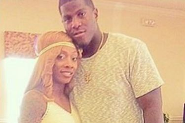 Kony Ealy girlfriend Asia Walker