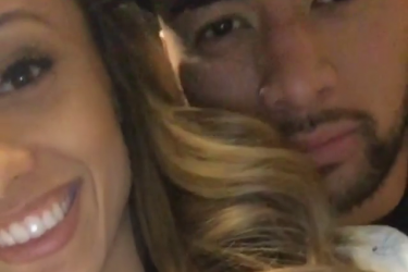 Manti Teo's girlfriend Jovi Nicole - Instagram