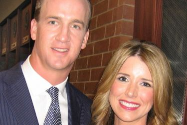 Peyton Manning's wife Ashley Manning
