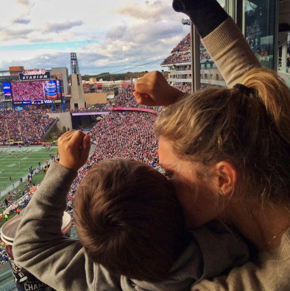 Tom Brady's wife Gisele Bundchen: The Birth of the WAG