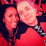 Bret Hart's wife Stephanie Hart - Instagram