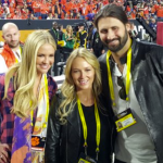 Charlie Whitehurst's girlfriend Jewel-  Twitter