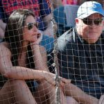 Chip Kelly's girlfriend Jill Cohen - MLB Twitter