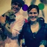 Dave Mirra's wife Lauren Mirra