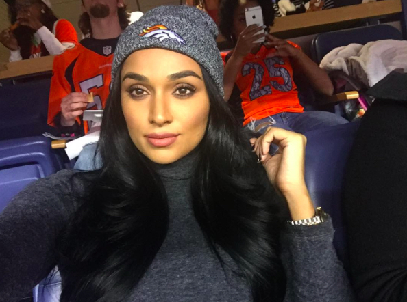 Demaryius Thomas' Girlfriend Surina