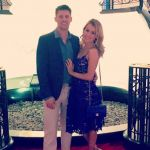 Denny Hamlin's girlfriend Jordan Fish - Instagram