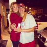 Jake Coker's girlfriend Sarah Jeffries- Instagram
