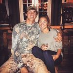 Jake Coker's girlfriend Sarah Jeffries - Instagram