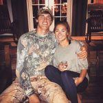 Jake Coker's girlfriend Sarah Jeffries - Instagram