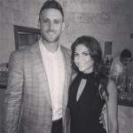 Jenny Dell's boyfriend Will MIddlebrooks- Instagram